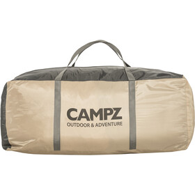 CAMPZ Dreamland XW 4P Teltta, beige/grey